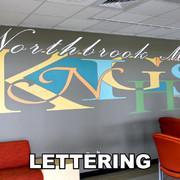 Eyeful Art Lettering Options