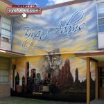 Bryan Adams High School Dallas Eyeful Art