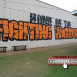 Westwood High School Round Rock Eyeful Art