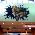 Coble Middle School Mansfield TX Eyeful Art
