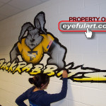 Forney High School Eyeful Art