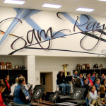 Sam Rayburn High School Eyeful Art