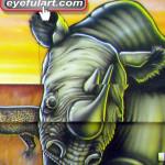 Savanah Elementary Eyeful Art Alvin I.S.D
