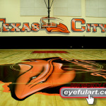 Texas City Eyeful Art