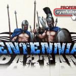 Centennial Hs Gym Wall Eyeful Art 2011