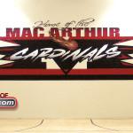 MacArthur Hs Irving ISD Cardinals 2004 Eyeful Art