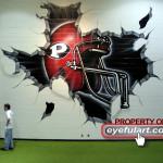 Pearland High School TX  Eyeful Art 2006