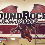 Roundrock High School Dragons Eyeful Art 2011