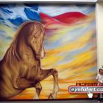 Austin Middle School Eyeful Art
