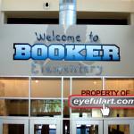 Booker Elementary Eyeful Art