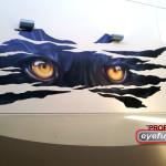 Caney Creek High School New Caney Eyeful Art