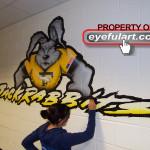 Forney High School Eyeful Art