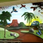 Kolter Elementary Houston ISD Eyeful Art