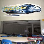 Long Middle School Dallas TX Eyeful Art
