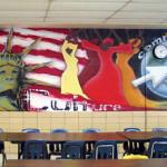 Morningside Middle School Eyeful Art