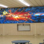Pasadena 5th grade center Eyeful Art