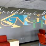 Northbrook Middle School Eyeful Art