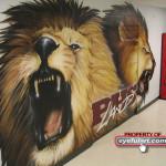 Poolville High School Eyeful Art