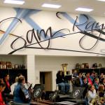 Sam Rayburn High School Eyeful Art