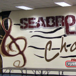 Seabrook Middle School Eyeful Art