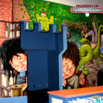 Silvercrest Elementary Pearland Eyeful Art