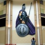 University High School Waco Eyeful Art