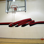 MacArthur Hs Irving ISD Cardinals Custom stripe 2004 Eyeful Art